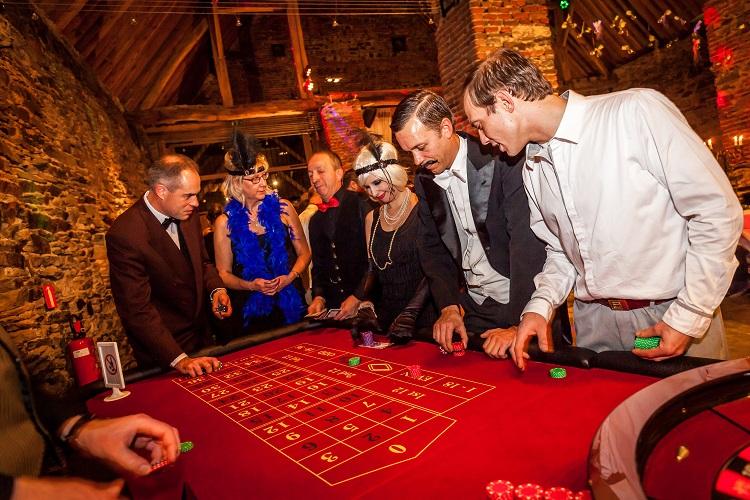 Crazzle Casino Events - Amerikaanse Roulette - Casinotafels