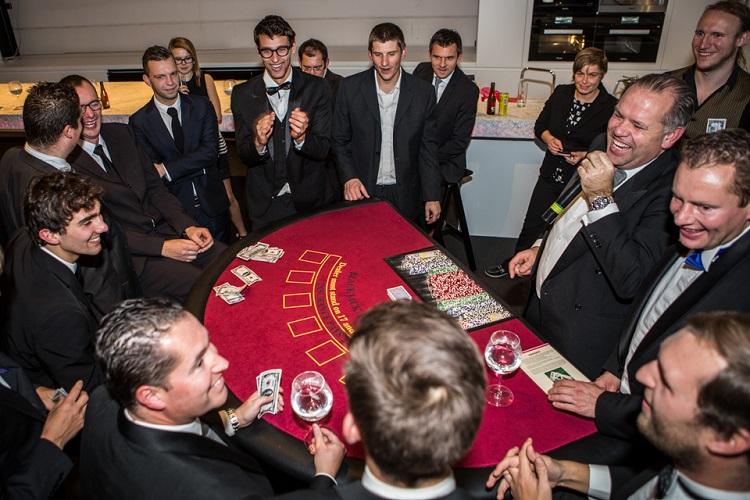 Crazzle Casino Events - Black Jack - Casinotafels