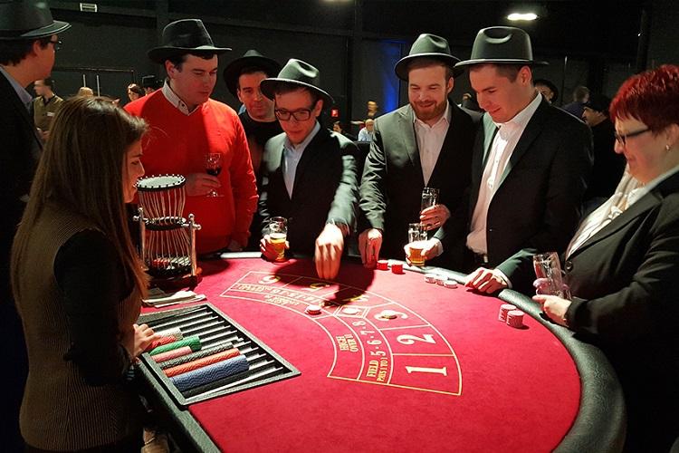 Crazzle Casino Events - chuck-a-luck - Casinotafels